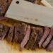 Sirloin Steaks koreanisch Sous-Vide Bulgogi Art Rezept