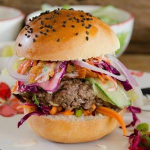 Rezept Hamburger Burger Thai Style Von A Z Eine Epische Anleitung