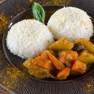 Rezept japanisches Curry Sous-Vide