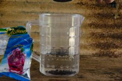 Basilikum-Samen Limonade Rezept