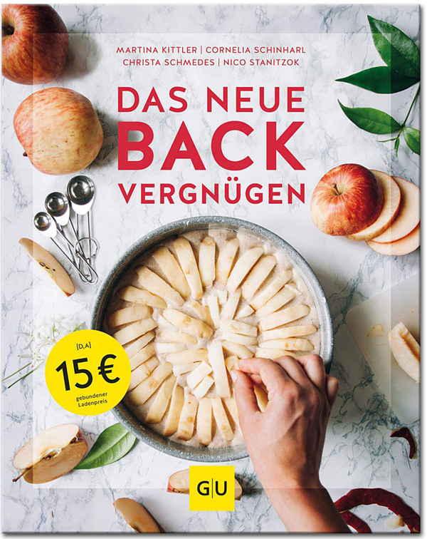 Das neue Backvergnügen - GU Verlag