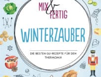Mix & fertig Winterzauber Backbuch für den Thermomix