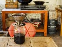 Kaffee Sous Vide kochen - brühen