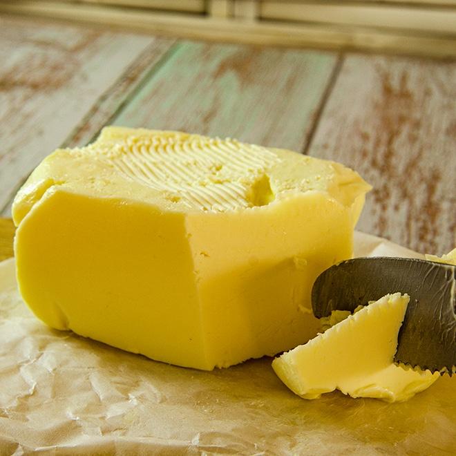 Butter selber machen - Fermentierte Sauerrahmbutter
